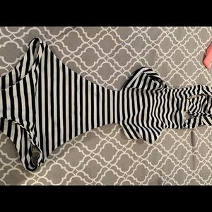 Mikoh striped one piece!